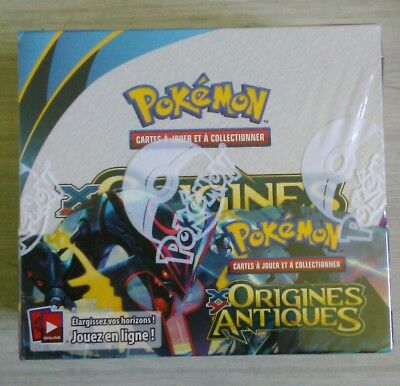Display pokemon xy7 neuf origines Antiques scéllé français