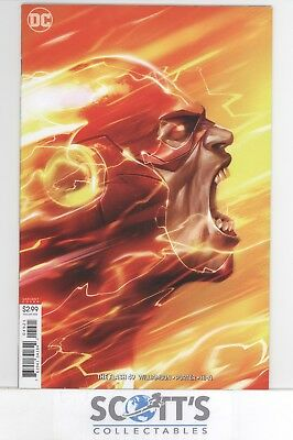 Flash #49 Francesco Mattina Variant New (Bagged And Boarded)  Freepost