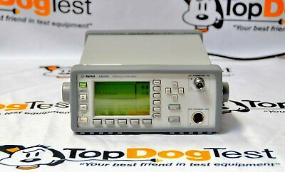 "Hp Agilent Keysight E4418B Single Channel Power Meter "" CALIBRATION INCLUDED """