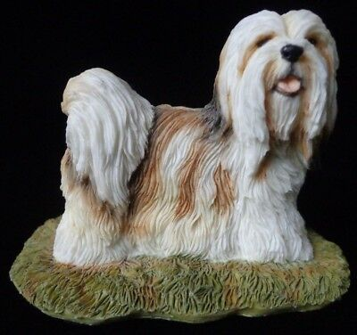 Sherratt & Simpson Lhasa Apso Standing 2004 Willitts #89174 ~ FREE SHIPPING