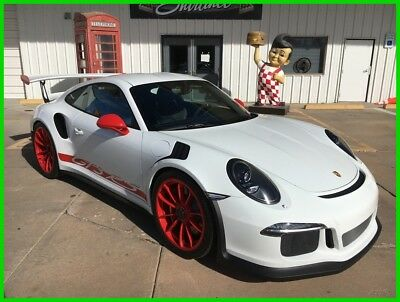 Porsche 911 GT3RS 2016 GT3RS Used 4L H6 24V Automatic RWD Coupe Premium