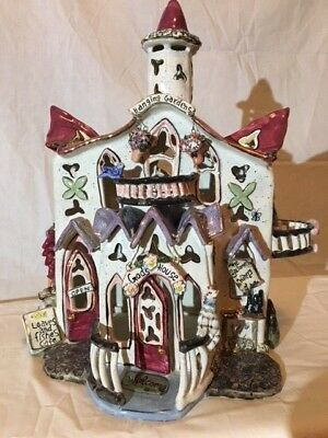 Blue Sky Clayworks GOD'S HOUSE by Heather Goldminc Retired