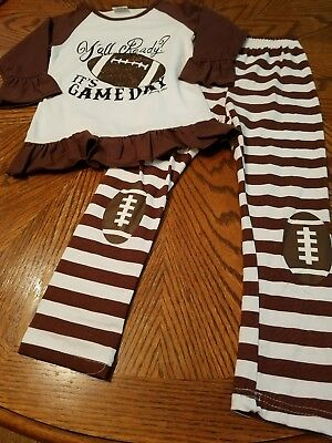 Football Boutique Outfit Size 3/4