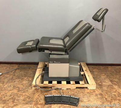 Midmark 75 Special Edition Ritter 119 Power Procedure Exam ENT Surgical Chair