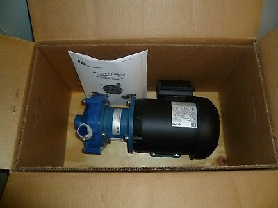 Finish Thompson DB6HP-M227 Centrifugal Magnetic Drive Pump Polypropylene 1/2 HP