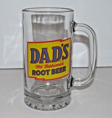 DAD's Old Fashioned Root Beer Glass Mug
