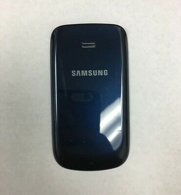 Samsung SGH-T259 Back Cover - Battery Door - Battery Cover - blue