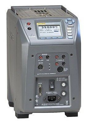Fluke Calibration 9143-D-156 Dry-Well, Mid-Temp, W/9143-Insd, 115V