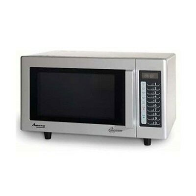 Amana RMS10TS 1000 Watts Without Convection Cook Microwave Oven