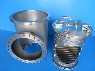 Leybold UHV Reactor and Chamber