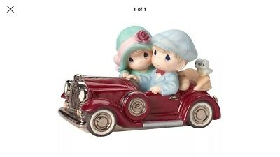 Precious Moments OUR LOVE IS TIMELESS 162028 Porcelain Bisque LIMITED EDITION