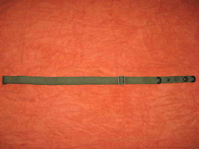 M1 Carbine C tip Sling SMCo 1944 Marked, Unissued. WWII, wwtwo, ww2, ww 11