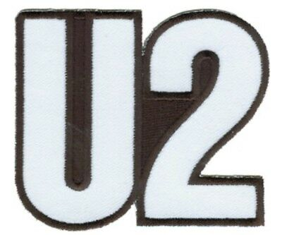 U2 Logo Embroidered Patch U007P Foo Fighters Bauhaus Soundgarden
