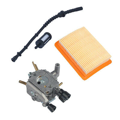 Carburateur de trimmer pour STIHL FS120 FS200 FS250 Carb Air Filtre