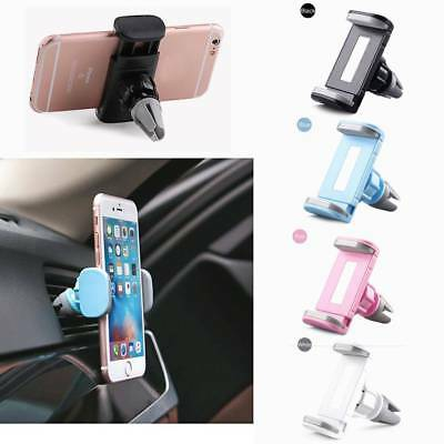 Universal 360 Rotating Car Air Vent Mount Cradle Holder Stand For Cell Phone GPS