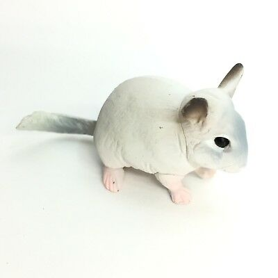 Choco Q Mini Figure Long-tailed Chinchilla Pied Kaiyodo Japan choco egg