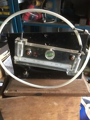 Perspex inclined Manometer