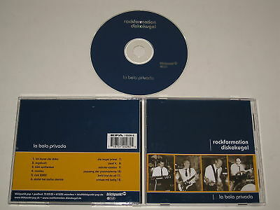 Rockformation Bola de Discoteca / la Bala Privada ( Bp 014) CD