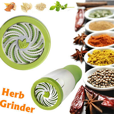 Tobacco Herb Spice Grinder Cheese Grater Crusher Slicer Herbal Pepper Cutter