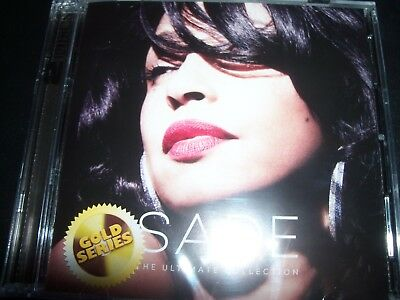 Sade The Ultimate Collection Aust Gold Series 2 CD Best Of Greatest Hits - New