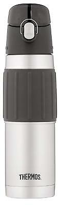 Thermos Vacuum Insulated Stainless Steel Hydration Bottle 18oz Stainless Steel