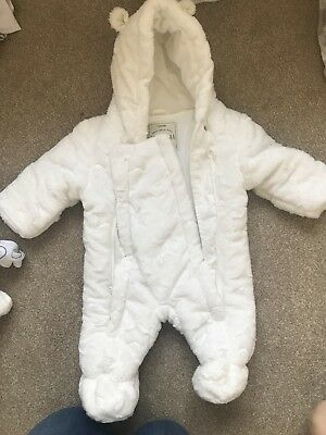 Gorgeous Winter Pramsuit 0-3 Months