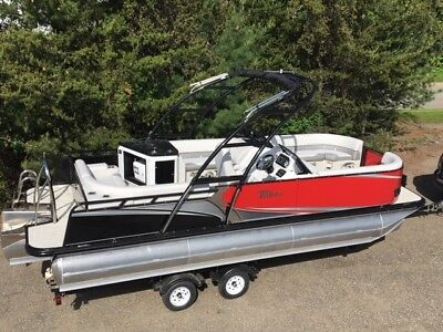 New  24 Ft Tahoe LTZ Elete with 250 and trailer