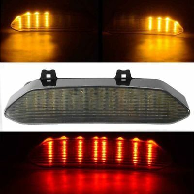 Rear LED Tail Taillight Turn Signal Light for Yamaha YZF 1000 R1 2002-2003 02 03