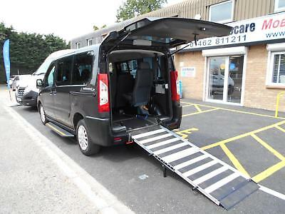 Peugeot Expert Tepee 2.0HDi 163 L1 auto Tepee Comfort WHEELCHAIR ACCESSIBLE