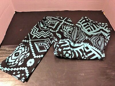 19730430bf5a4 RUE 21 SOFT Knit Multi-Color Aztec Leggings #9490 253UN - $4.99 ...