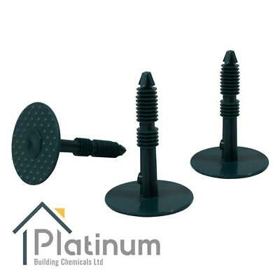 Platinum MESH FIX Plaster Plugs | Damp Proof Mesh Membrane DPM Fixings