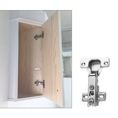 Cabinet Hinges Stainless Steel Door Hydraulic Hinges Damper Buffer Soft Close