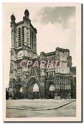 CPA Troyes Aube Cathedrale Saint Pierre