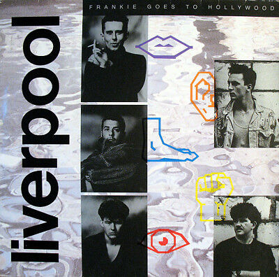 Frankie Goes To Hollywood - Liverpool LP 1986
