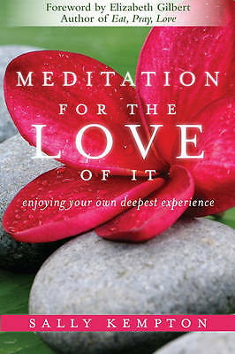 Meditation for the Love of it, Sally Kempton