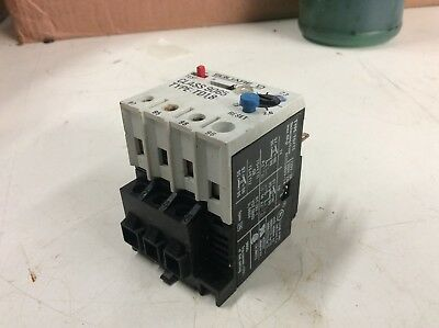 Square D Thermal Overload Relay, Class 9065, Type TD1,8, Used, Warranty