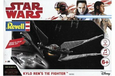 Revell 06760 1/70 Star Wars Kylo Ren's TIE Fighter