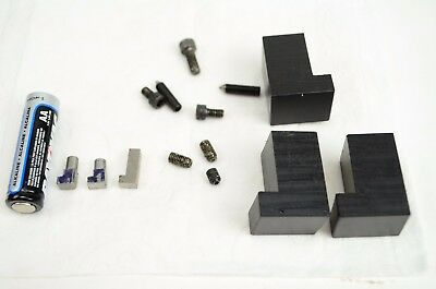 Lot of Machinist small Lathe parts