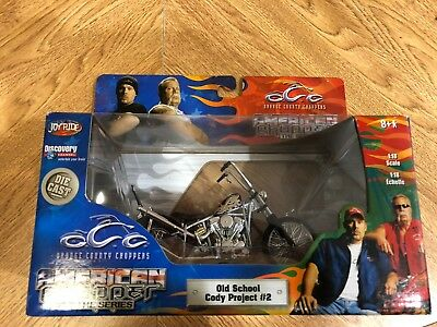Orange County Choppers American Choppers Old School Cody Project #2 Joy Ride
