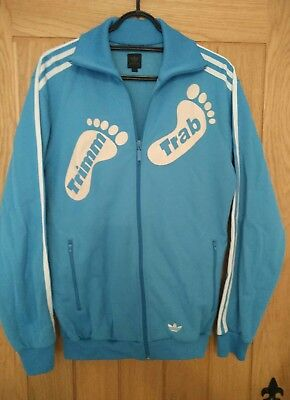 Adidas trimm trab tracksuit top. Size small in great original condition. e451dc905