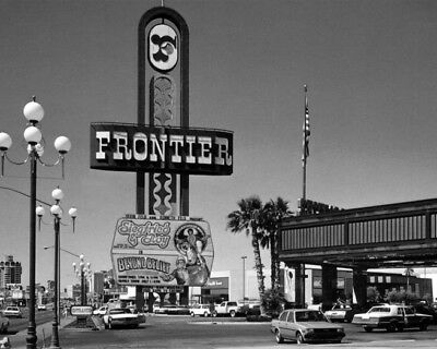 new frontier and las vegas casino