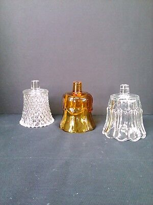Home Interiors Glass Votive Cups Vintage Replacements