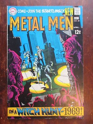 Metal Men 38  First Appearance of the New Metal Men