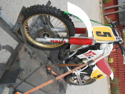 1989 Yamaha YZ  Clean good running 89? recent top end overhaul Yamaha YZ250 YZ 250 Dirt Bike