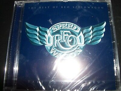 REO Speedwagon - Take It On The Run: The Best Of Greatest Hits CD – New