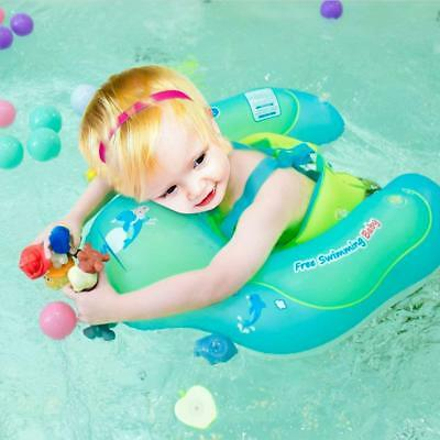 USA Baby Children Waist Swimming Float Ring Inflatable safety Backrest and Strap