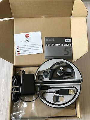 Jabra Motion UC Bundle MS Bluetooth Headset W / Noise-Canceling /Noise And Base