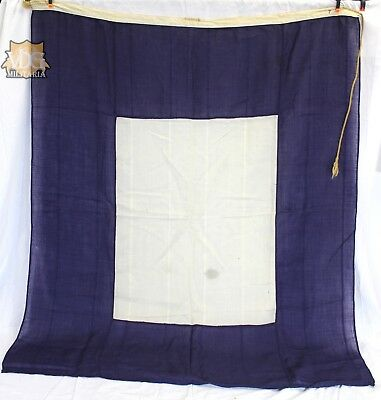 Antique Vintage Naval Maritime Signal Flag-From WW2 USN Estate
