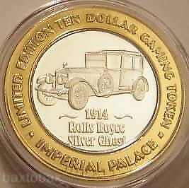 IMPERIAL PALACE  Silver Strike  1914 ROLLS ROYCE SILVER GHOST