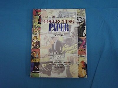Vintage Collector's Identification & Value Guide Of Collecting Paper